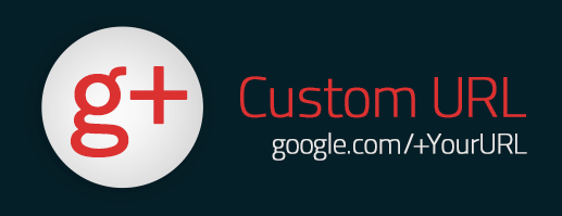 Google-Plus-Custom-URL