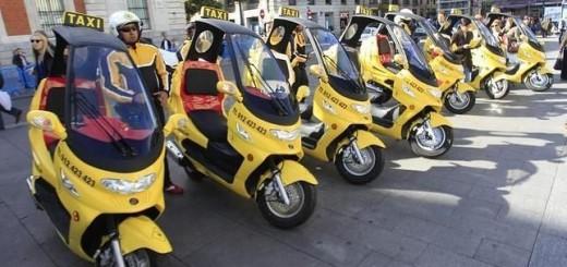 Motor taksi