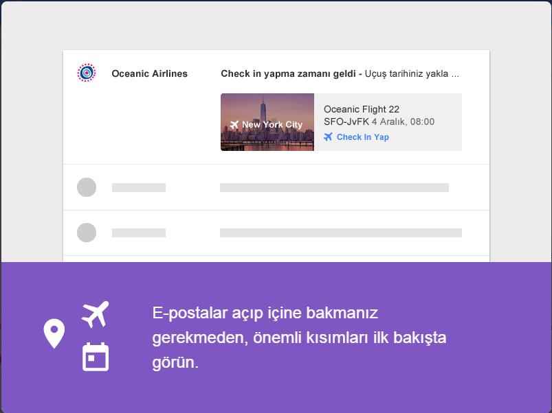 Google Inbox Mail Ön İzleme