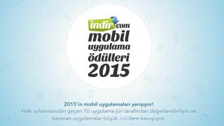 indir.com Mobil Uygulama Yarışması 2015