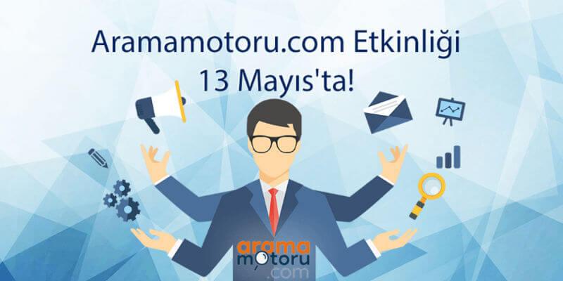 Aramamotoru.com Etkinliği