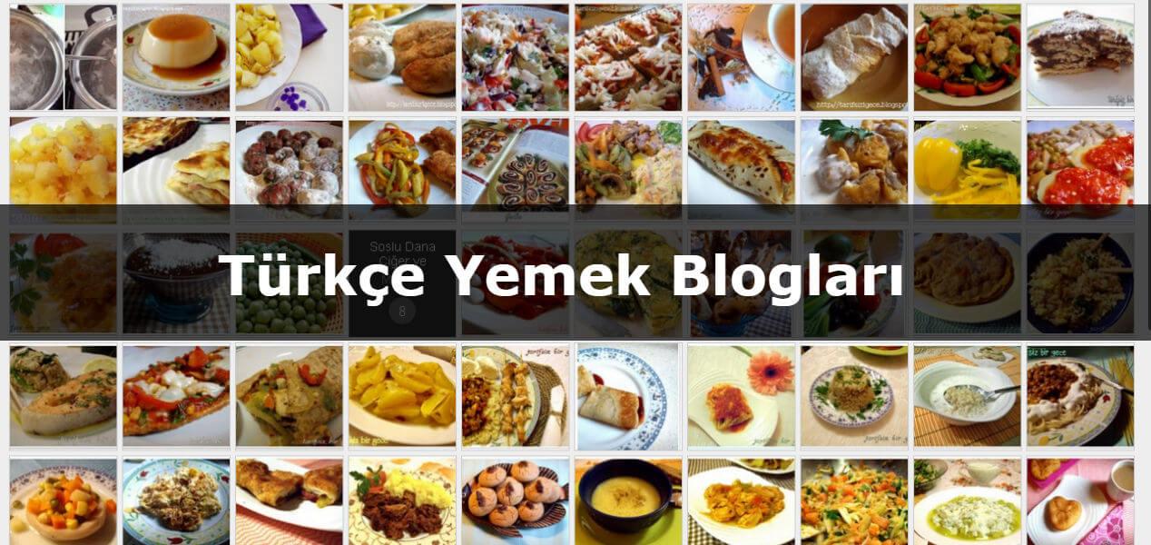 Türkçe Yemek Blogları
