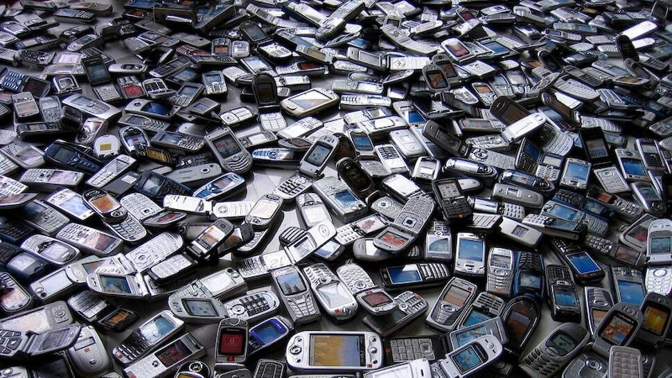 Kullandığım Telefonlar