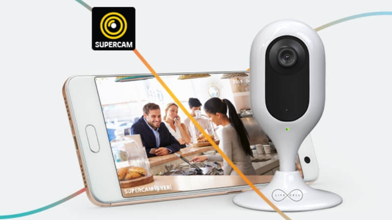 Lifecell'den Akıllı Kamera